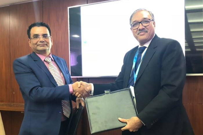 MOU Signed between Nepal Bankers' Association and Indian Banks' Association