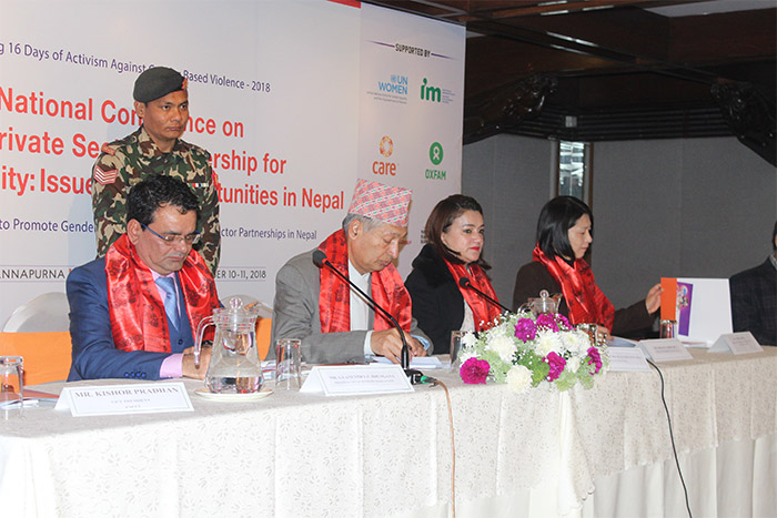 Interaction Program on the Private Sector Partnership for Gender Equality