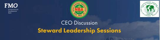 Steward Leadership Session