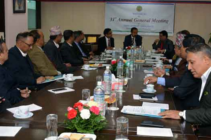 31st Annual General Meeting's Press Release; Pictures of the event
