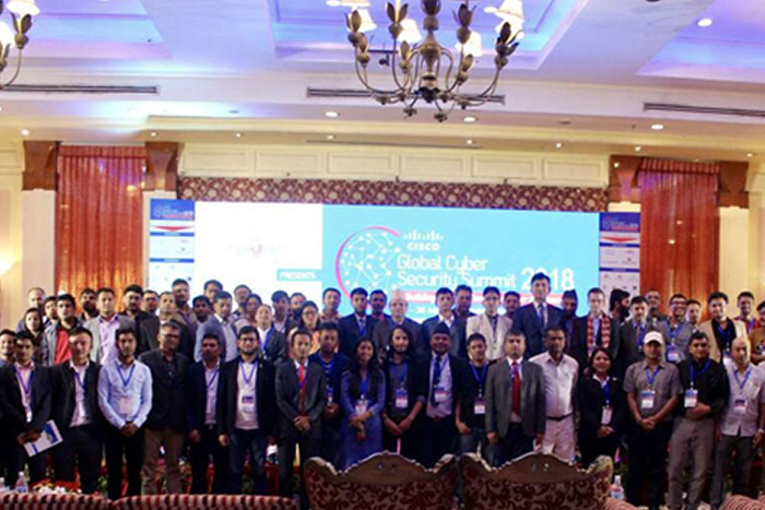 Global Cyber Security Summit 2018