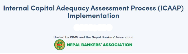 Webinar on Internal Capital Adequacy Assessment Process (ICAAP)